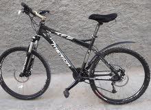 دراجة هواءية سريعة جدا