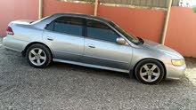 Honda Accord 2002 For sale - Silver color