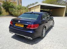 Mercedes Benz E350e 2014 For sale - Blue color