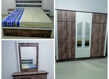 غرف نوم جديده بسعر1250ريال شامل التوصيل والتركيب