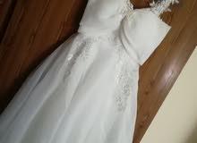 فستان عروس تفصيل