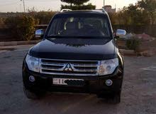 Gasoline Fuel/Power car for rent - Mitsubishi Pajero 2009