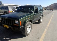 Jeep Cherokee 1998 For sale - Green color
