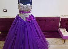 فستان حفلة كبير