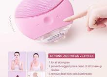 جهاز دلك وتنظيف الوجه