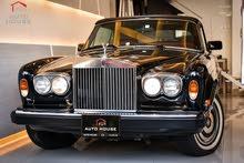 1986 Rolls-Royce Corniche II Convertible رولز رويس كورنيش