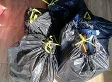 معدن، ورق، بلاستيك للبيع بغرض إعادة التدوير