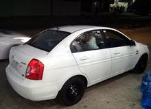 Automatic White Hyundai 2010 for sale