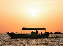 قارب درازي 29 قدم بمكينتين  115 ياماها 2S موديل 2014