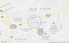 الجبيهة خلف محكمة شمال عمان . شارع كفرالماء