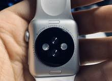 ساعة أبل الاصدار 3 الحجم 38 مم ..... apple watch series 3 size 38mm
