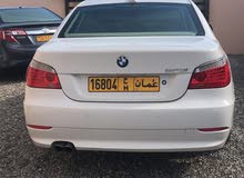 White BMW 523 2009 for sale