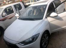 Beige Hyundai Elantra 2018 for sale