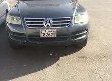 +200,000 km Volkswagen Touareg 2004 for sale