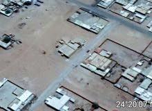 أرض للبيع الجلة المزاحمية مسورة بصك شرعي وعدادكهرباء السوم 100000الف