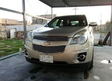 For sale Equinox 2012