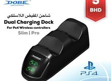 Dobe Dual Controller Charger for Ps4
