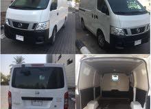 Gasoline Fuel/Power   Nissan Van 2015