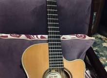 Guitar yamha apx-9na جيتار