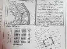 ارض للبيع في صحار