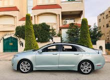 Turquoise Lincoln MKZ 2014 for sale