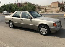 Used condition Mercedes Benz E 300 1989 with  km mileage