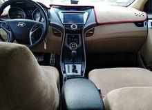 إلنترا خليجي للبيع موديل 2013 بدون حوادث أو أعطال (ملاحظة) السيارة للبيع فقط