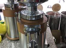 ماكينة قهوه طحن للبيع
