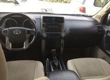 Toyota Prado 2010 For sale - White color