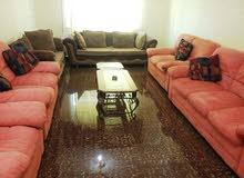 شقة مفروشة  في منطقة  الرابية للايجار سوبر  ديلوكس 2 نوم مساحة 110 م - طابق أول