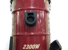 مكنسة HAEACHE هاياشي برميلية 2300 وات بخاصية البلاور ( دفع هواء ) و فرشاة بسعر 280 دينار