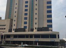 مكاتب للايجار في السالميه مجمع جديد اطلاله علي الخليج الموقع مميز جدا ثلاث رخص