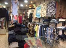 ديكور محل البسه للبيع