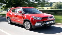 Cairo - 2019 SsangYong for rent