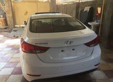 Hyundai Elantra made in 2016 for sale