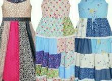 ملابس اطفال ( سنه الى 8 سنوات )