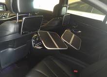 مرسيدس بخت S 500L موديل 2014