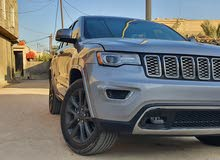 Jeep Grand Cherokee 2018 For sale - Grey color