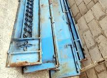 3 ابواب دكاكين حديد مستعمل نظيف