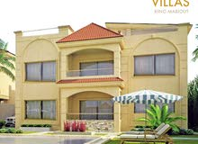 كومباوند Royal Zone Villas كينج مريوط