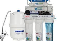 احصل على فلتر ماء 7مراحل امتياز امريكي اقسااااط بدون دفعه اولى