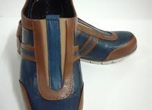 للبيع احذية رسمي + توب سايدر جلد طبيعي نخب أول