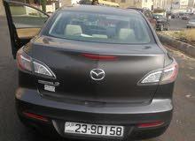 Mazda 3 2012 For sale - Grey color