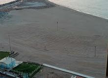 شقه للبيع شاطئ سيدى بشر 120 متر