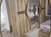 غرفة نوم ماستر خشب ممتاز تركي بسعر مميز للبيع
