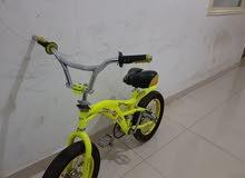 دراجة top gare من عمر 7 الى 13