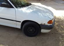 Opel Astra 1995 For sale - White color