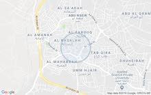 شقة للايجار ابو نصير حاره (2) فارغة