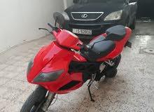 دراجة نارية ( سكوتر ) نوع فوليرو موديل 2010 للبيع بسعر مغري جدا