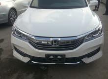 Automatic Honda 2017 for sale - Used - Zarqa city